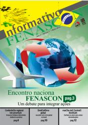 Informativo Fenascon maio 2014