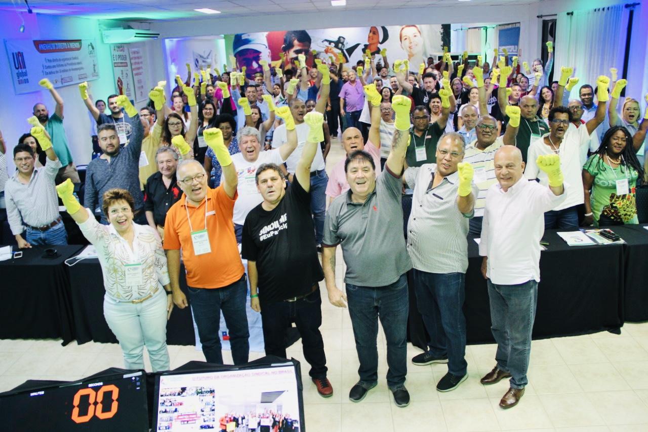 """Novas formas de sindicalismo é tema central no primeiro dia do seminário """"O Desafio Sindical"""""""